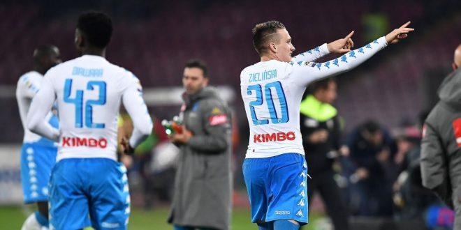 Serie A, 24ª giornata: il Napoli è in forma Real, 2-0 al Genoa di ripresa