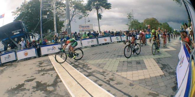 Tour de Langkawi 2017, primo urlo Bardiani con Enrico Barbin