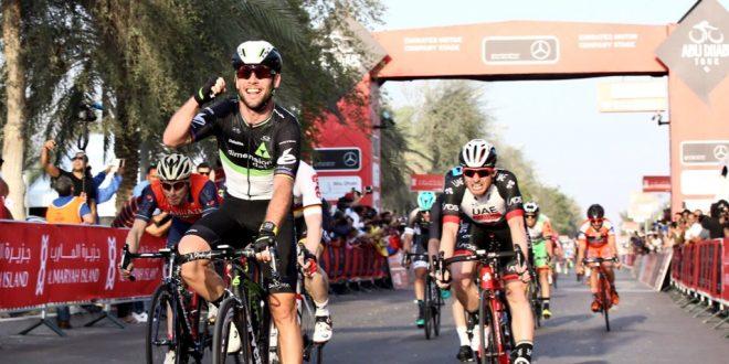 Abu Dhabi Tour 2017, apre Mark Cavendish