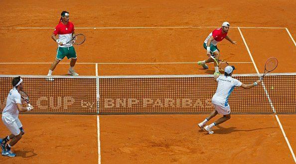 Coppa Davis 2017, Argentina accorcia le distanze: Ko doppio azzurro
