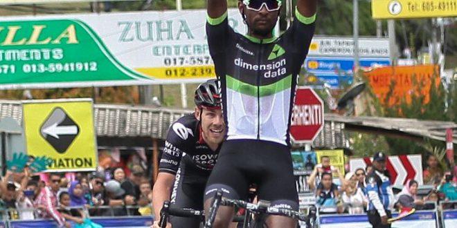 Tour de Langkawi 2017, Debesay primo a Cameron Highlands
