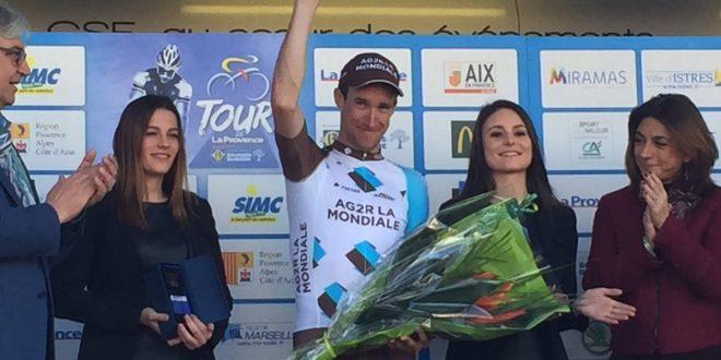 Tour de la Provence 2017: Geniez primo a La Ciotat, Dennis nuovo leader