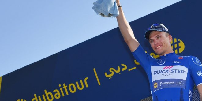 Dubai Tour 2017, Marcel Kittel fa tris e conquista la corsa