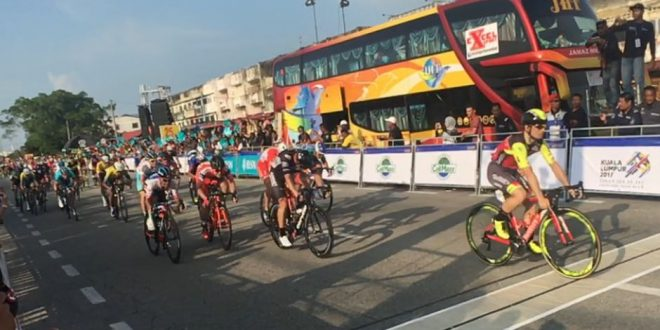 Tour de Langkawi 2017, finalmente Mareczko!