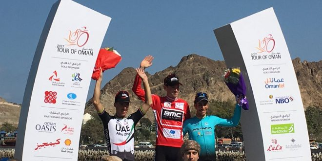 Tour of Oman 2017 a Ben Hermans. Tris di Kristoff in volata
