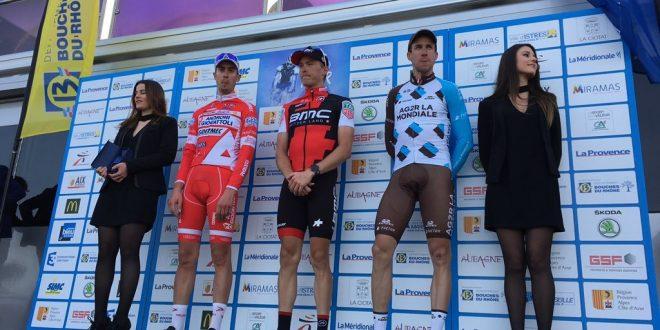 Tour de la Provence 2017, gran colpo di Cattaneo. Generale a Dennis