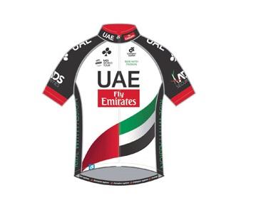 UAE Team Emirates, arriva un grande sponsor per il team di Beppe Saronni