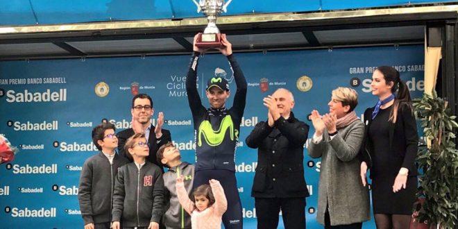 Vuelta a Murcia 2017, Valverde dà spettacolo