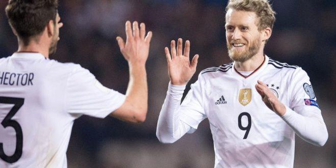 Qual. Mondiali Russia 2018: Germania inarrestabile; anche Polonia e Inghilterra non scherzano