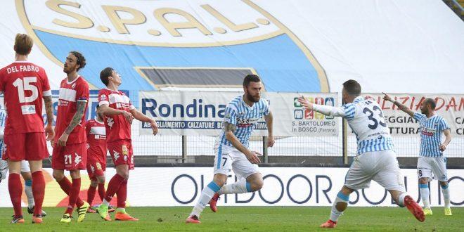 Serie B, 29ª giornata: Spal, notte al comando; stop-Bari; il Perugia fa manita!