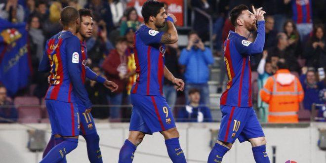 Liga, il punto dopo la 28ª: tutto intatto in vetta; l'Atletico fa male al Siviglia