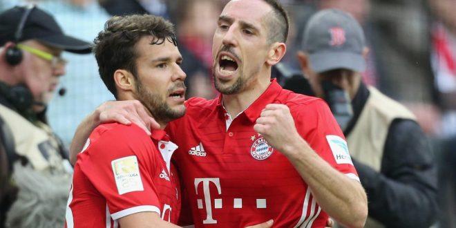 Bundesliga, 23ª giornata: Bayern, 0-3 e fuga; show-Dortmund col Leverkusen!