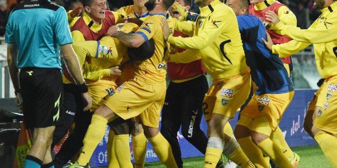 Serie B, 33ª giornata: il Cesena s'illude, il Frosinone lo punisce; punto prezioso per i ciociari