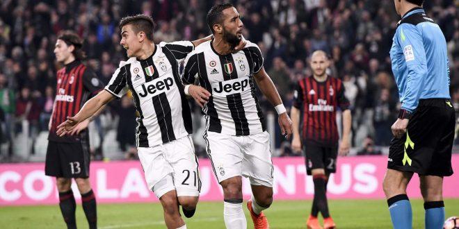 Serie A, 28ª giornata: Juventus-Milan 2-1; bianconeri all'ultimo respiro, ma il Milan schiuma di rabbia