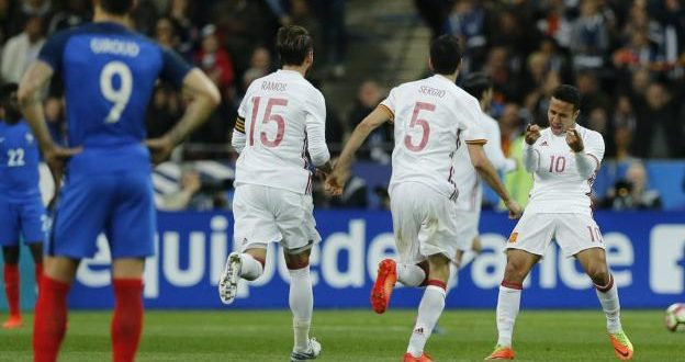 Amichevoli: Spagna corsara a Parigi con la Var; in Bosnia c'è già aria di derby