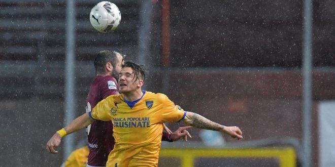 Serie B, 29ª giornata: Frosinone di nuovo 1° anche se col Cittadella è solo 1-1