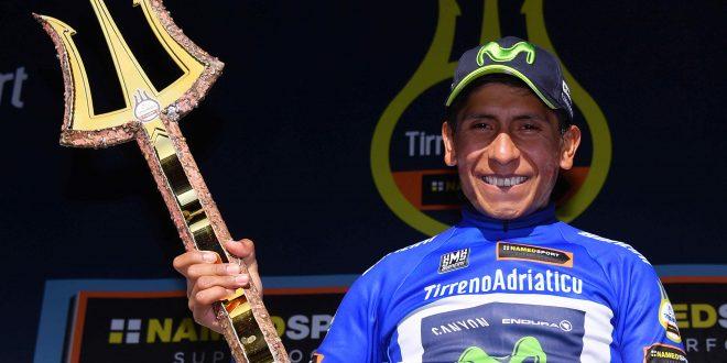 Tirreno-Adriatico 2017, Quintana già in forma Giro. Italiani indietro