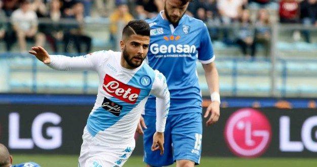 Serie A, 29ª giornata: Empoli-Napoli 2-3, Sarri vince col brivido nel suo ex Castellani