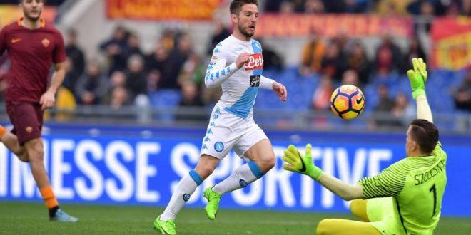 Serie A, 27ª giornata: il Napoli spacca Roma, 1-2 e discorso-2° posto riaperto