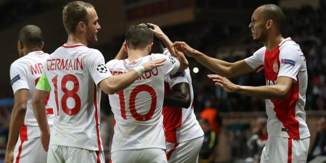 Champions League, ottavi: Monaco-City è 3-1, anche il Principato ha la sua rimonta!