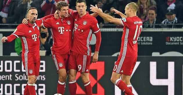 Bundesliga, il punto dopo la 25ª: il Bayern è a +13 sul Lipsia, che ormai s'è perso. Dortmund ok