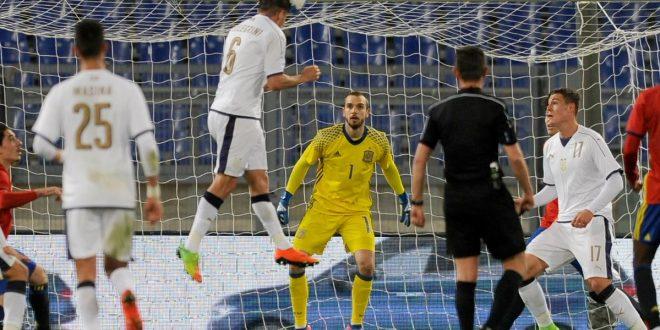 Under 21, l'Italia si sveglia tardi anche se bene: all'Olimpico la Spagna vince 1-2