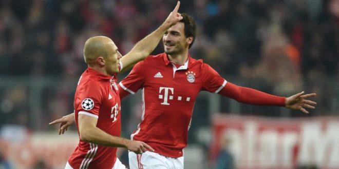 Champions, ottavi: Arsenal-Bayern probabili formazioni