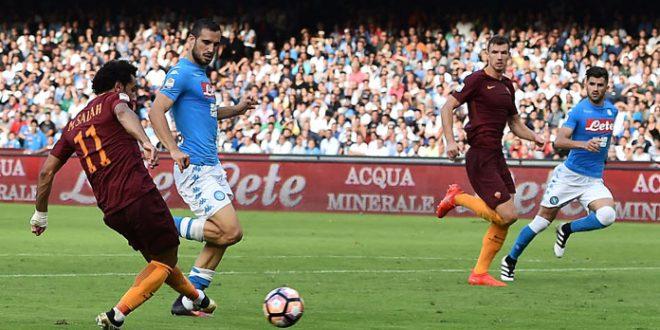 Serie A, 27ª giornata: Roma-Napoli formazioni ufficiali