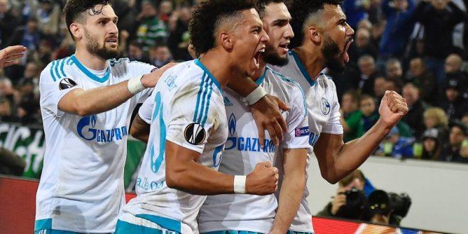 Europa League, ottavi: avanti Ajax; Anderlecht e United di misura; 'Gladbach, che disfatta!