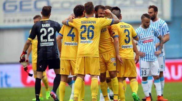 Serie B, 32ª giornata: Frosinone, Spal…lata in vetta; Hellas solo pari. Ternana da leoni!
