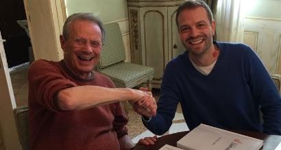 Palermo, dopo Zamparini il nuovo presidente è l'ex Iena Paul Baccaglini