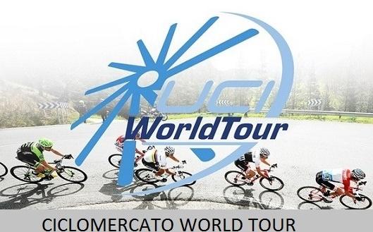 Ciclomercato WorldTour 2018/2019: tutti gli affari