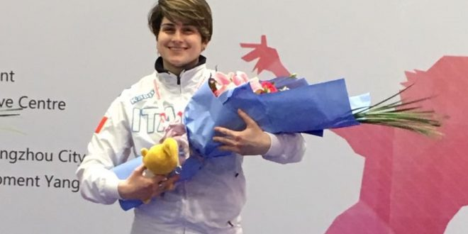 CDM Scherma, a Yangzhou doppio bronzo per la sciabola italiana