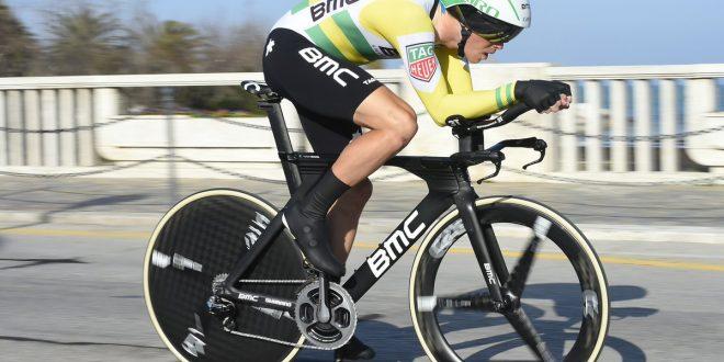 Vuelta a Espana 2018, freccia Dennis a Malaga
