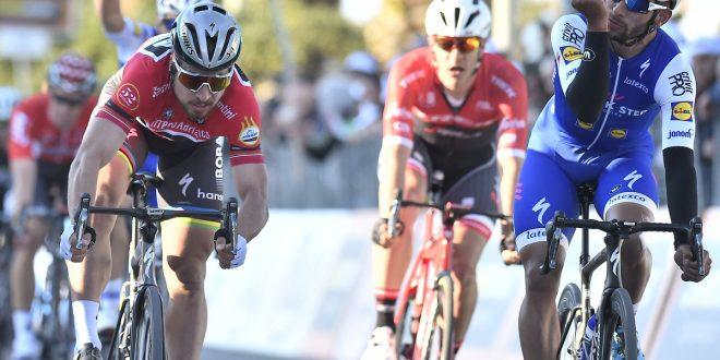 Tirreno-Adriatico 2017: Gaviria, squillo verso Sanremo!