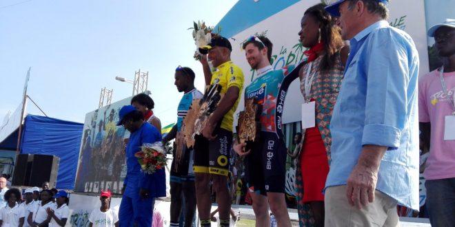 Yohann Gene vince la Tropicale Amissa Bongo 2017