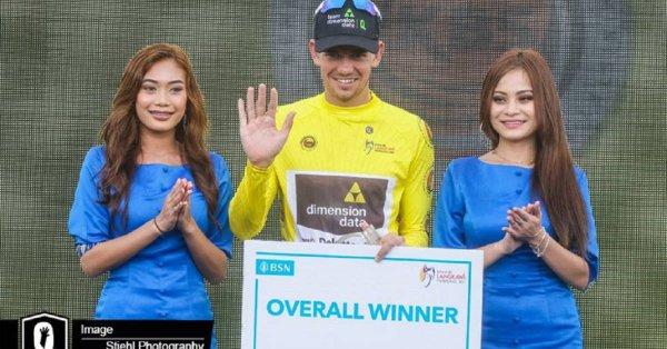 Tour de Langkawi, vittoria finale per Gibbons. Ultima volata a McCabe