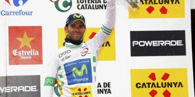 Alejandro Valverde show: nuova tappa e classifica finale del Giro della Catalogna 2017