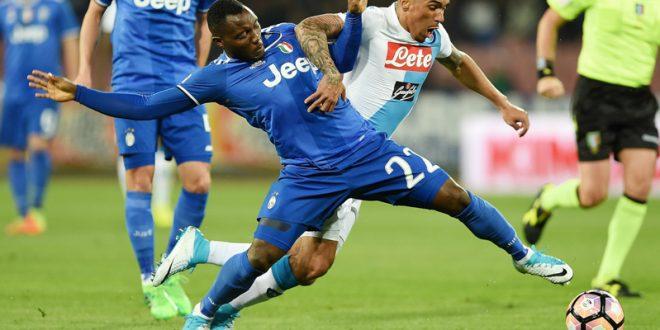 Serie A, 30ª giornata: Napoli-Juventus 1-1, due triangoli decidono il primo round