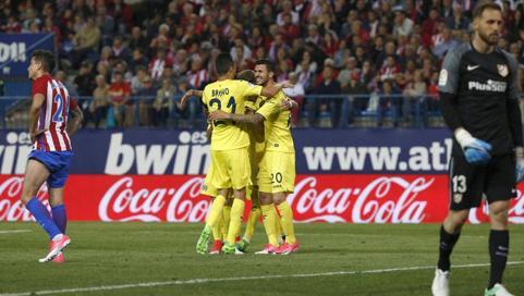 Liga, 34ª giornata: un italiano stende il Calderón, Atletico k.o.! Ok il Malaga