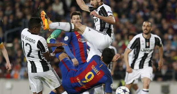 Champions, quarti: Barcellona-Juventus 0-0, il pareggio della Signora è magistrale