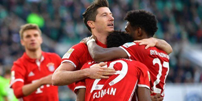 Bundesliga, alla 31ª arriva il trionfo per il Bayern Monaco: quinto titolo consecutivo!