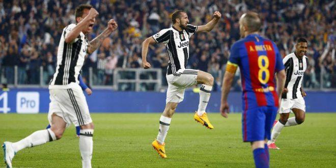Champions, Juventus-Barcellona 3-0: la Signora è favolosa, catalani sgretolati!