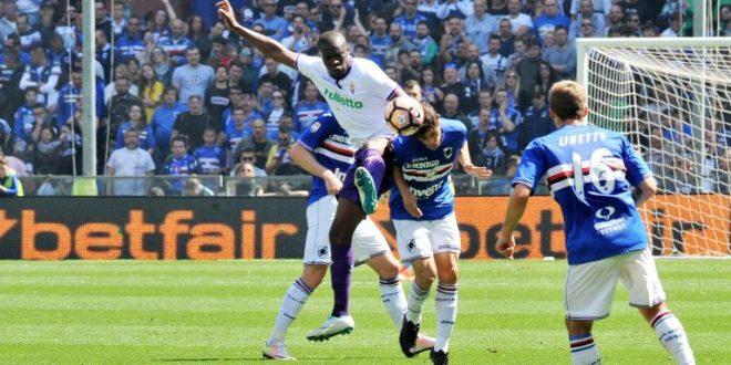 Serie A, 31ª giornata: Sampdoria-Fiorentina 2-2 spettacolare a Marassi