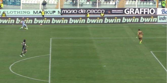 Serie A, 30ª giornata: Donnarumma papera a Pescara; Atalan-manita al Genoa! Sussulto Crotone
