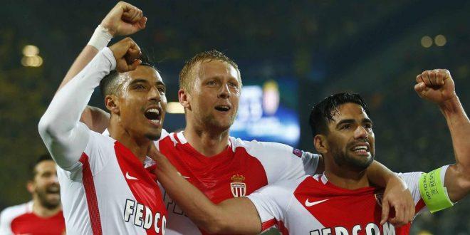Champions, quarti: Borussia Dortmund-Monaco 2-3, Mbappé schianta il Signal Iduna Park