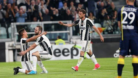 Serie A, 31ª giornata: Higuain è l'oro della Juventus, Chievo piegato 2-0