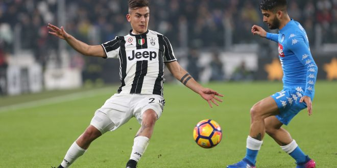 Serie A, verso Napoli-Juventus: Reina in forte dubbio; e Dybala?