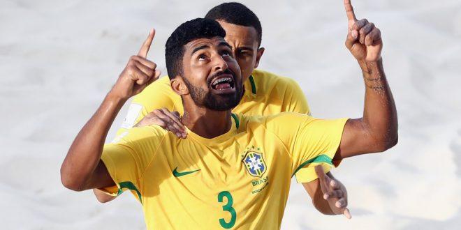 Mondiali beach soccer 2017: in semifinale vanno Brasile e Tahiti e la sorpresa Iran