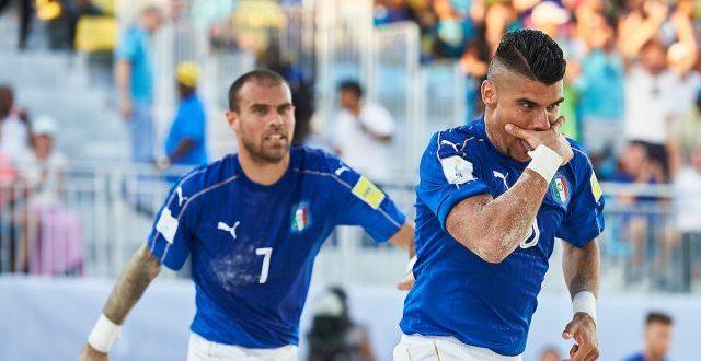 Mondiali beach soccer 2017, Nazionale ok all'esordio: Italia-Nigeria 12-6